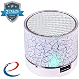 Energic Bluetooth Speakers With Calling Functions & FM Radio For Android/iOS Devices (Color May Vary)