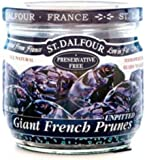(2 Pack) - St Dalfour - Unpitted Prunes | 200g | 2 PACK BUNDLE