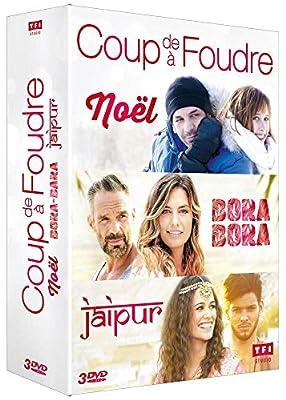 Coffret Coup de foudre à : Noël + Bora Bora + Jaipur