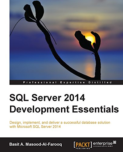 SQL Server 2014 Development Essentials (English Edition) (Sql Enterprise 2014)