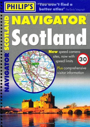 Book's Cover of Philips Navigator Scotland