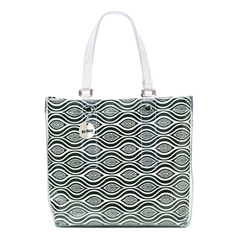 BI-BAG borsa donna modello EASY VINTAGE + pochette Verde