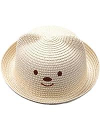 Amazon.es  sombrero paja bebe - Sombreros y gorras   Accesorios  Ropa 827e48a1b2a