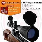 Air Gun 6-24x50AO Rifle Scope / Adjustable Objective - Best Reviews Guide