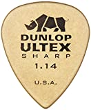 Dunlop 433p1.14 Ultex Sharp, 1.14 mm, 6/Player, confezione