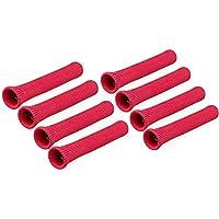 Zantec® - Botas de alambre resistentes al calor, protector de calor SBC BBC 8 piezas