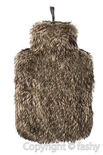 Warm bottle in faux fur reference 67300