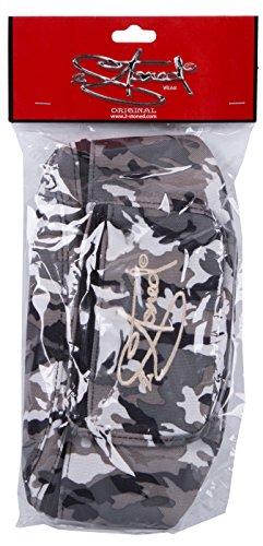 Original 2stoned Hüfttasche Bauchtasche in Schwarz, Weiss, Grau, Braun oder Camo mit Stick Ice Camo/Schriftzug