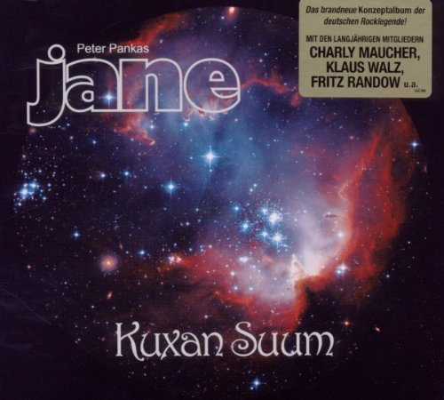 Peter Panka's Jane: Kuxan Suum (Audio CD)