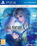 Final Fantasy X X2 Hd Remaster Ps4 Limited edition Metal Box