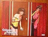 6 photos couleurs (21 cm x 28 cm) de Cabaret Paradis (2006), film réalisé par Gilles Benizio, Corinne Benizio , avec Corinne Benizio, Gilles Benizio – Le jeu comprend l'enveloppe imprimée - État neuf.