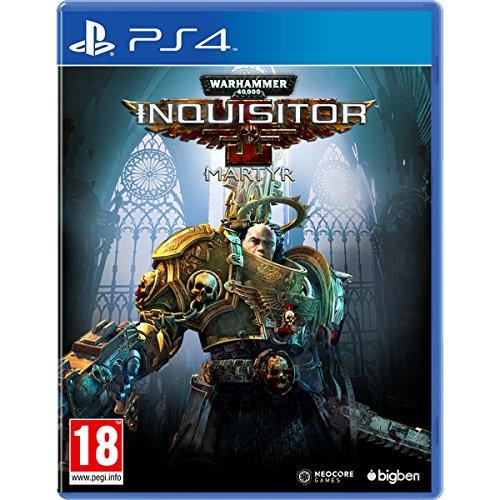 Warhammer 40,000 Inquisit