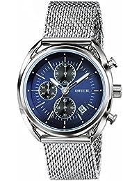 f7679887ed76 Breil Reloj Cronógrafo para Hombre de Cuarzo con Correa en Acero Inoxidable  TW1529