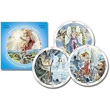 Tarocchi degli angeli luminosi. Con carte. Ediz. multilingue