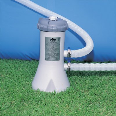 Intex 58604 Filtre de piscine 244 - 305 - 366 cm