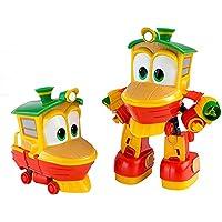 """Characters'animation duck jouet d'animation korean bébé enfant robot train"""" transformer"""" robot caractère train"""