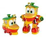 'Animation Characters 'Duck' jouet, les enfants, enfant, Korean animation 'Robot Train Transformer Robot Train Caractère