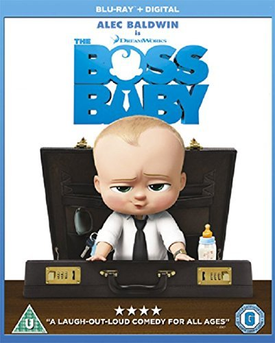 Bild von The Boss Baby [Blu-ray + Digital HD] [2017]