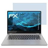 atFolix Displayschutzfolie für Lenovo Yoga 530 (14 inch) Schutzfolie - 2 x FX-Clear kristallklare Folie