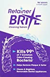Retainer Brite Cleaning Tablets, 96-ount