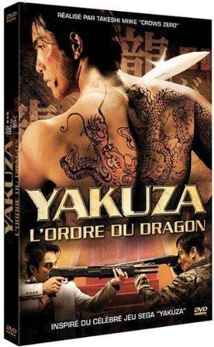 Yakuza, l'ordre du dragon