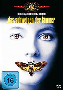 Das Schweigen der Lämmer: Amazon.de: Jodie Foster, Sir