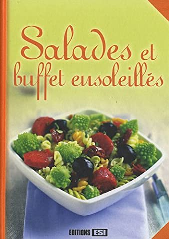 Salades et buffet ensoleillés