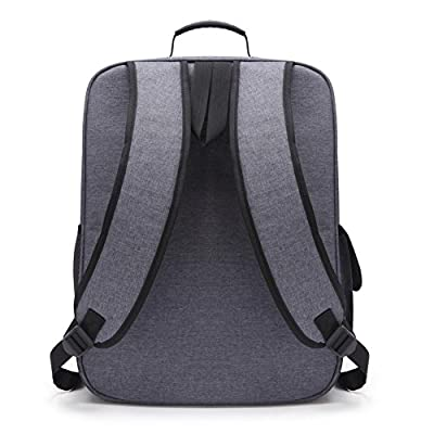 Lanspo Drone Backpack, Outdoor Shockproof Backpack Shoulder Bag Soft Carry Bag For XIAOMI Mi Drone 4K 1080P FPV RC Quadcopters from Lanspo