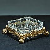 Ornaments Bar Aschenbecher Mode Aschenbecher Ornamente KTV Couchtisch Glas Ehemann ihrem Freund ein Geschenk zu schicken