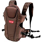 Luvlap Baby Carrier Galaxy (Brown)