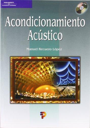 Acondicionamiento acústico por Manuel Recuero Lopez