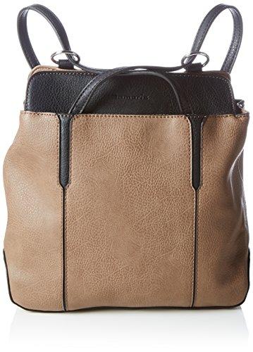 Tamaris-YOKO-Backpack-1334152-426-Damen-Rucksack-28x29x9-cm-B-x-H-x-T-Braun-truffle-comb-426