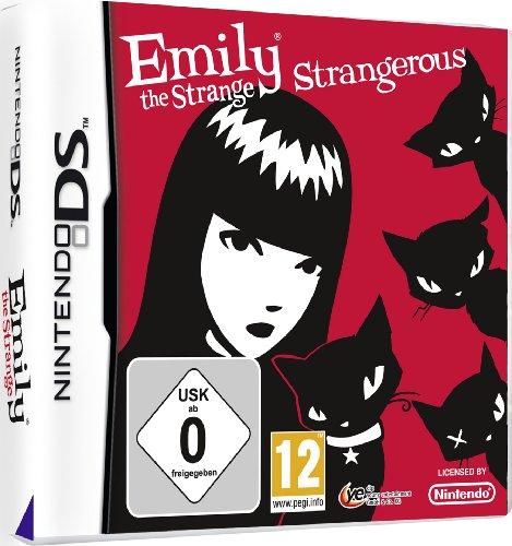 Emily the Strange: Strangerous - [Nintendo DS]