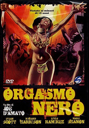 Orgasmo Nero di Joe D'Amato 1^ Edizione STORMOVIE