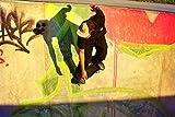 Streetsurfing Skateboard Beach Board, Black, 500213 -