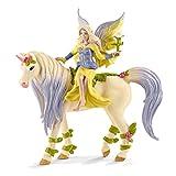 Schleich - Hada Sera con Unicornio Florido (70565)