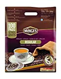 Minges Café Crème Regular Megabeutel, 6 x 18 Kaffeepads (100 + 8 gratis), 756 g, 1er Pack (1 x 756 g)