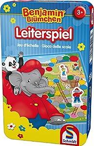 Schmidt Spiele 51280 Niños Viajes/Aventuras - Juego de Tablero (Viajes/Aventuras, Niños, 10 min, Niño/niña, 3 año(s), Interior)