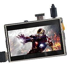 KOOKYE HDMI Touch Screen 3.5 Inches LCD Display for Raspberry Pi
