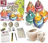 Ceramic Tealight Pot Candle Making Kit unique girls - Best Reviews Guide