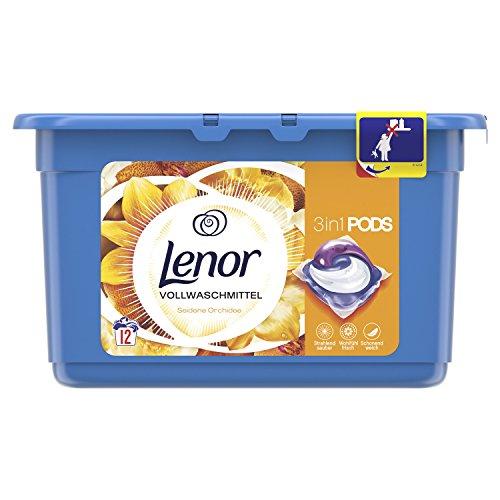 Lenor 3in1 Pods Seidene Orchidee 26.4GR - 12 WL