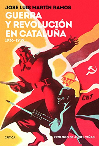 Guerra y revolución en Cataluña: 1936-1939