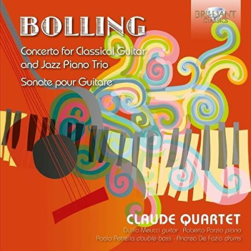 Concerto for Classical Guitar and Jazz Piano Trio