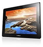 Lenovo A10-70 - Tablet de 10.1' (WiFi, MTK 8121 QC de 1.3 GHz, 1 GB de RAM, 16 GB de disco duro, Android 4.2)
