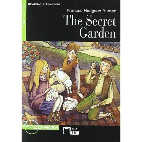 The Secret Garden+cd (Black Cat. reading And Training)