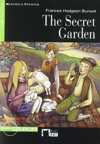 The secret garden, ESO. Material auxiliar por Cideb Editrice, The Black Cat Publishing