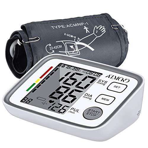 Tensiómetro Brazo Digital Detección Arrítmia Pantalla