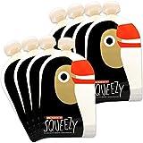 Happy Squeezy (8 bolsas) bolsas de comida para bebés reutilizables - ideal para batidos de fruta caseros, papilla para bebés, yogurt, 170ml, sin BPA, estanco