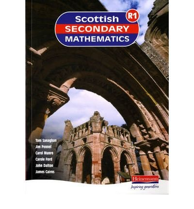 [Scottish Secondary Maths Red 1 Student Book: S1-1r Student Book] [by: Scottish Secondary Mathematics Group]