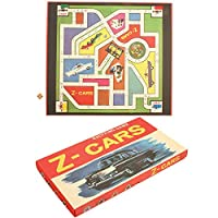 The Great Gadget Emporium Essential gift present. Quality Game To Play Together. Z-Cars Classic Board Game